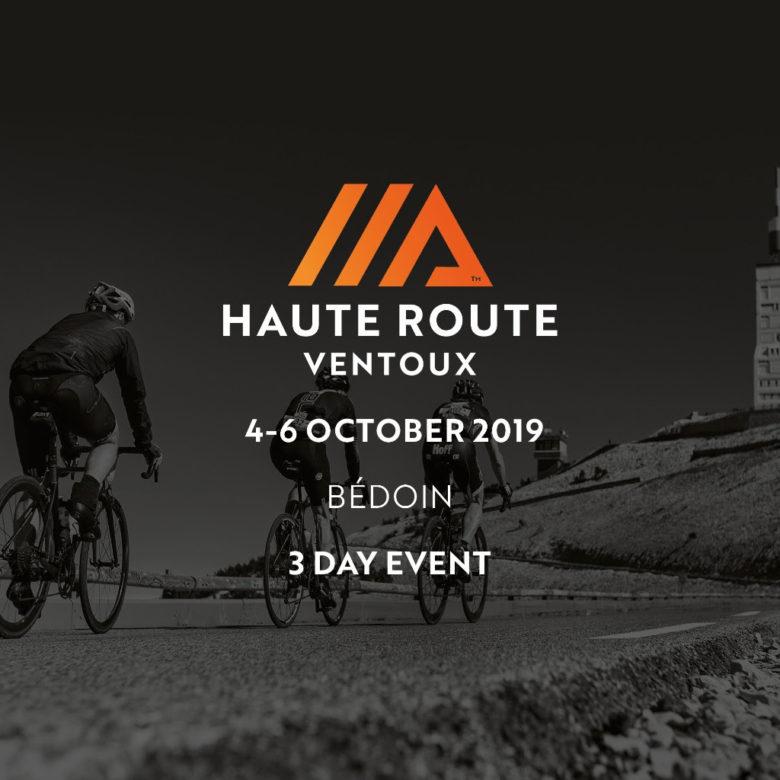 Haute Route Ventoux 2019 top